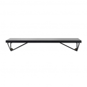 Pythagoras XS black shelf
