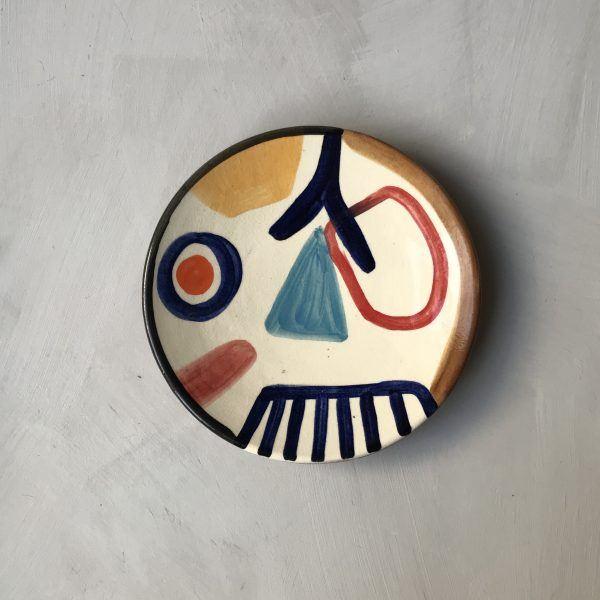 18 cm Plate N°2