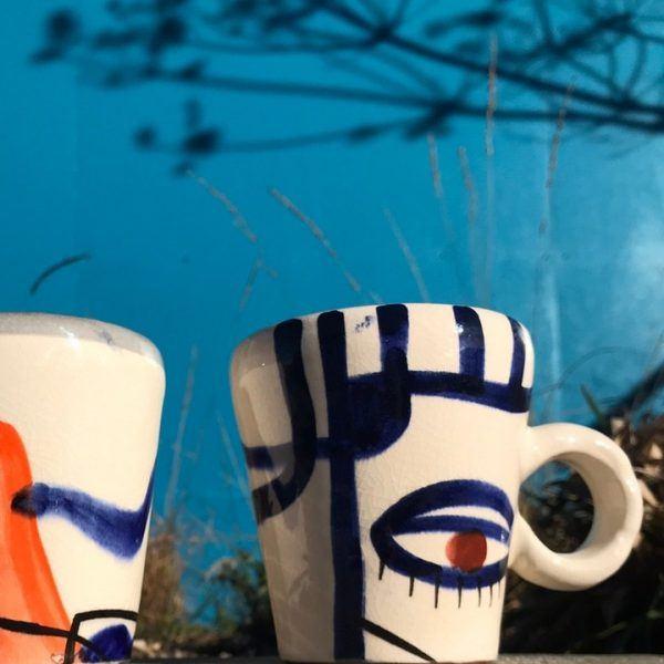Handpainted Mug LRNCE
