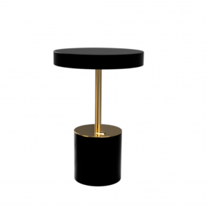 Brass & Black Table Lamp 4