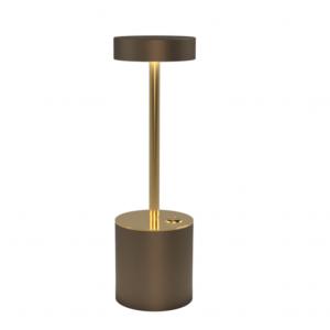 Brass & Bronze Table Lamp I