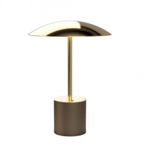 Brass & Bronze Table Lamp III