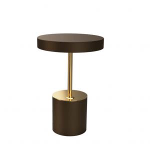 Brass & Bronze Table Lamp IV