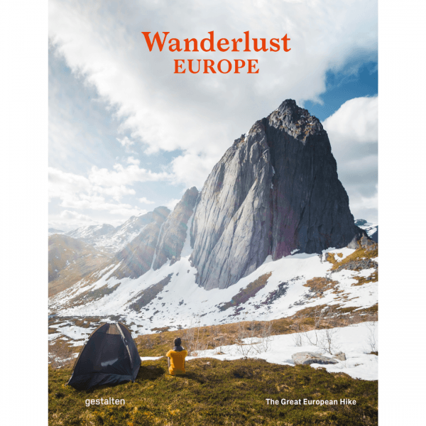 Wanderlust Europe Cover