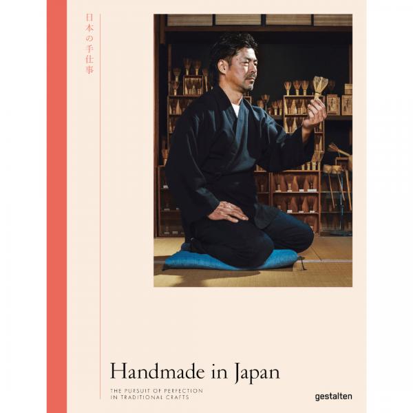Handmade in Japan Cover