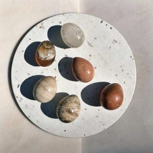 Marble Easter Eggs
